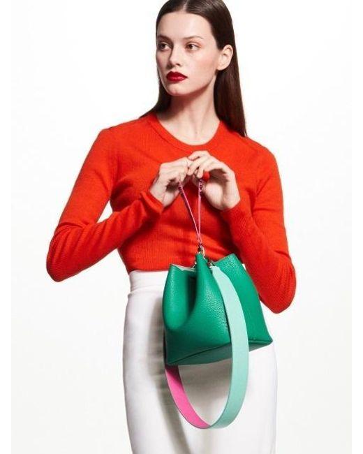 W Concept - Pingo Bag Set Green - Lyst