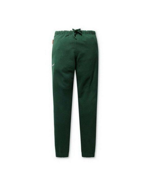 Golden Bear Green Loose Fit Sweat Pants