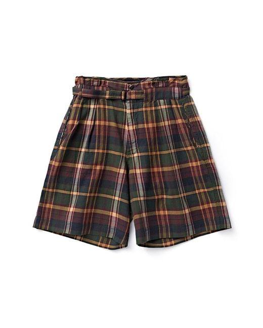 Eastlogue Multicolor Tropical Wide Shorts for men