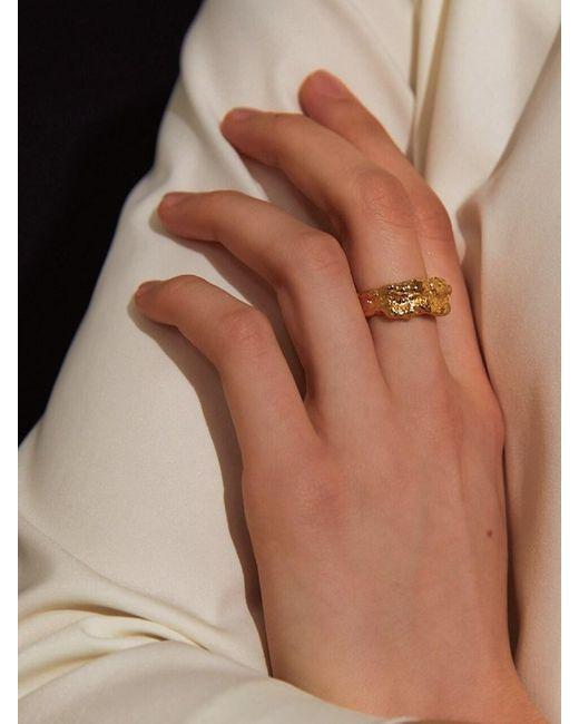 Matias Metallic Glowy Ring