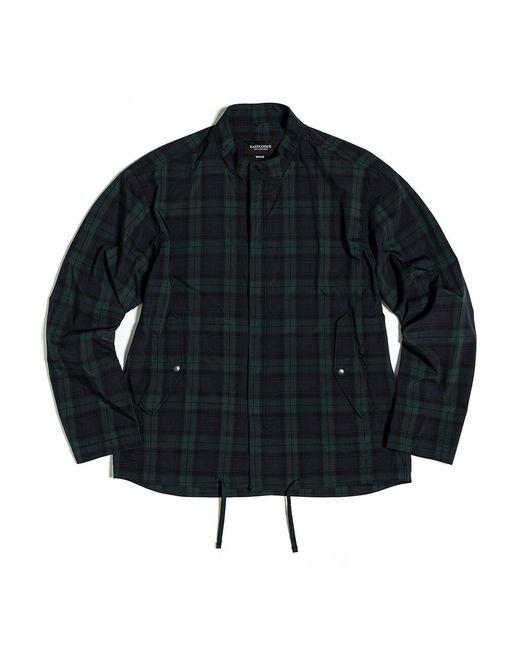 Eastlogue Black Fishtail Shirt