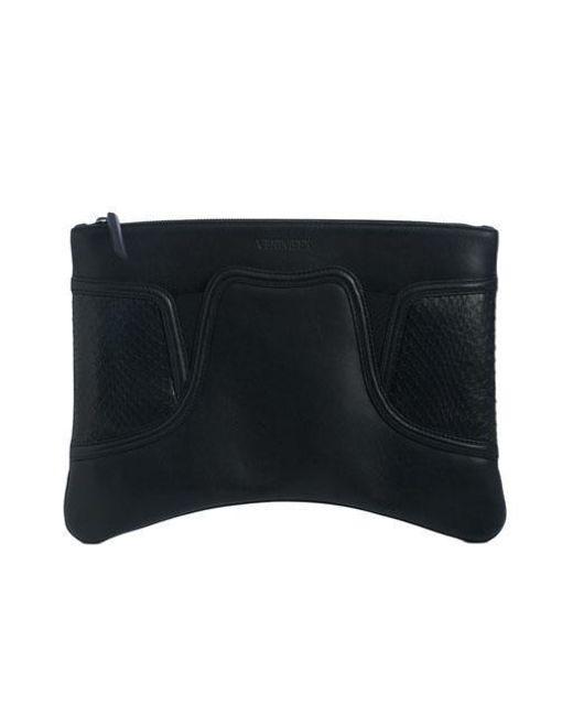 W Concept - Black Slip-on Clutch - Lyst