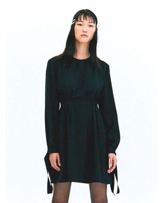 W Concept - Baby Doll Dress - Black - Lyst