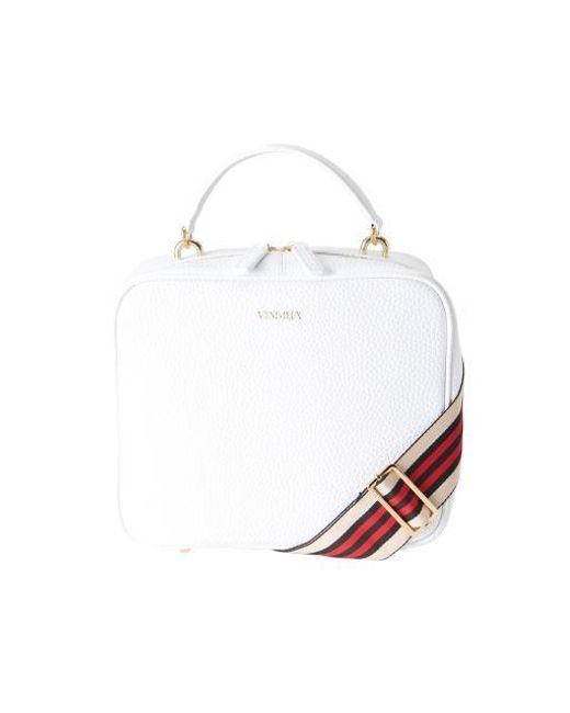 W Concept - Box Bag White L - Lyst