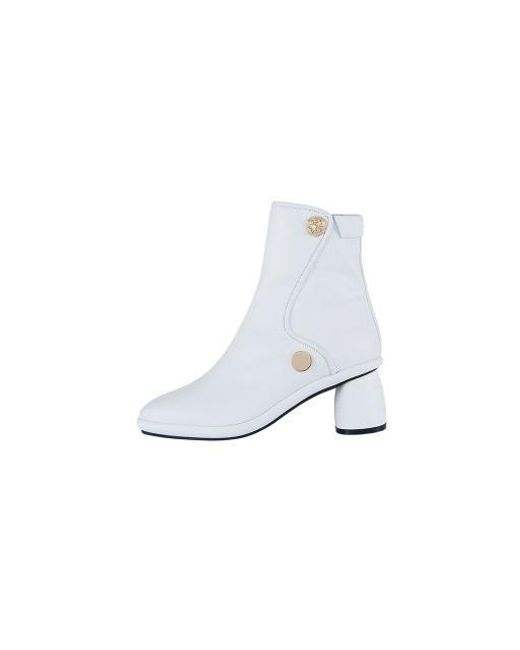 Reike Nen Leather Curved Middle Ankle