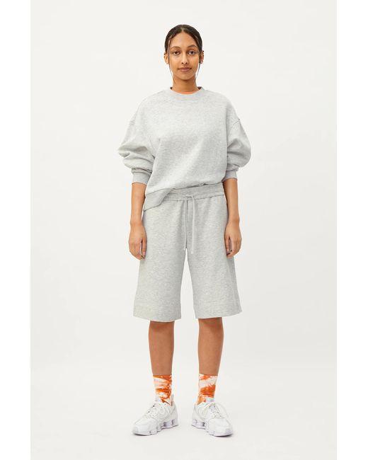 Weekday Gray Amaze Sweatshirt