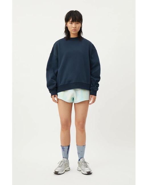 Weekday Blue Amaze Sweatshirt