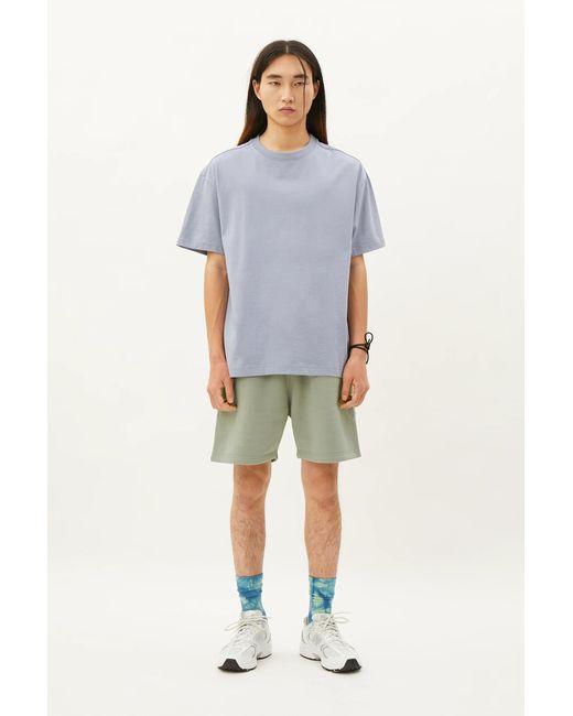 Weekday Blue Oversized T-shirt for men