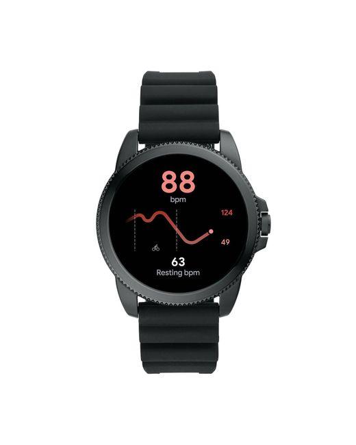 Fossil Gen 5e Display Smartwatch Ftw4047 in het Black voor heren