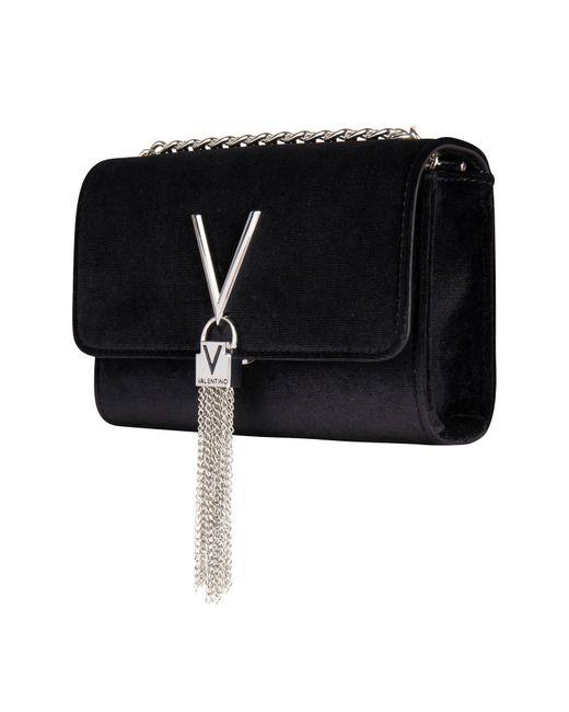 Valentino Crossbody Tas Zwart in het Black