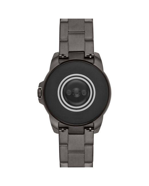 Fossil Gen 5e Display Smartwatch Ftw4049 in het Gray voor heren