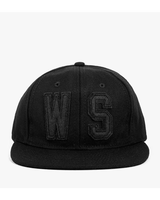 Welcome Stranger - Black Ws Exclusive Adjustable Cap for Men - Lyst