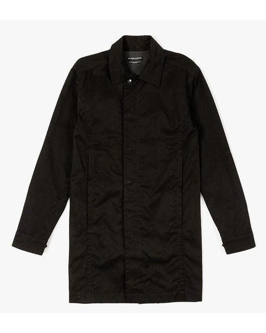 Welcome Stranger - Black Teiban Trench Coat for Men - Lyst