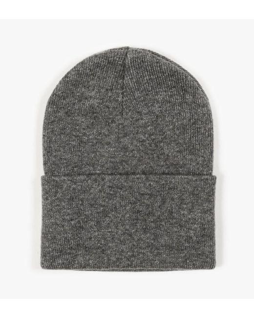 ... Carhartt WIP - Gray Acrylic Watch Hat for Men - Lyst ... 52b8289eea1e