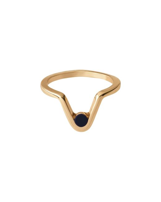 Whistles | Multicolor Inset Stone Ring | Lyst