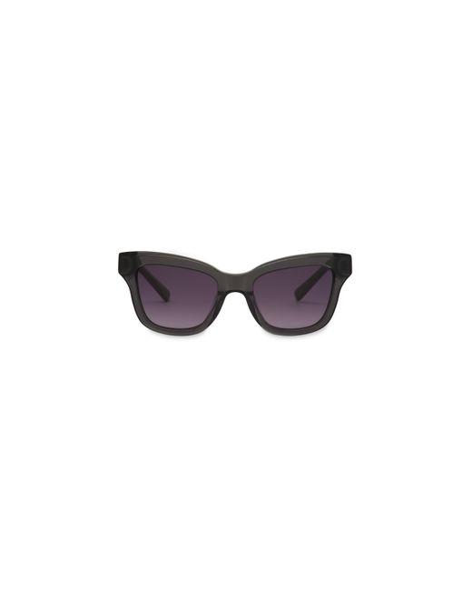 Whistles | Gray Kat Angular Frame Sunglasses | Lyst