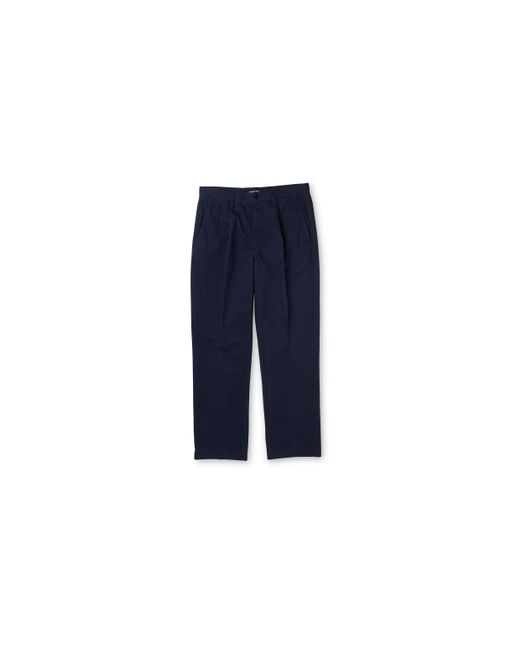 Whistles | Blue Pleat Front Chino for Men | Lyst