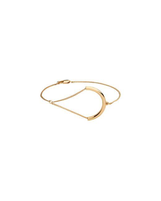 Whistles | White Semi Tube Bracelet | Lyst