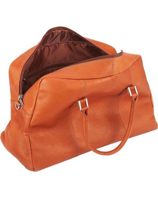9ea9f9e507 ... Wilsons Leather - Multicolor Vacqueta Leather Duffel for Men - Lyst