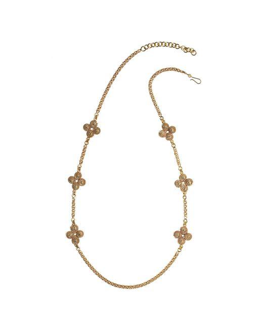 Vanilo | Metallic Greta Necklace | Lyst