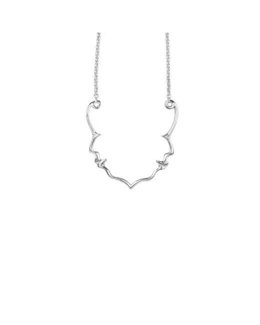 Origin 31 | Metallic Janus Pendant | Lyst