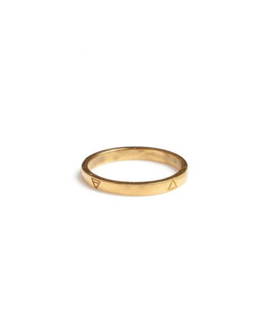 Rachel Entwistle | Metallic Four Elements Ring Gold | Lyst