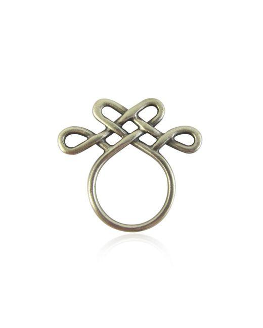 Bug | Metallic Vanger Ring | Lyst