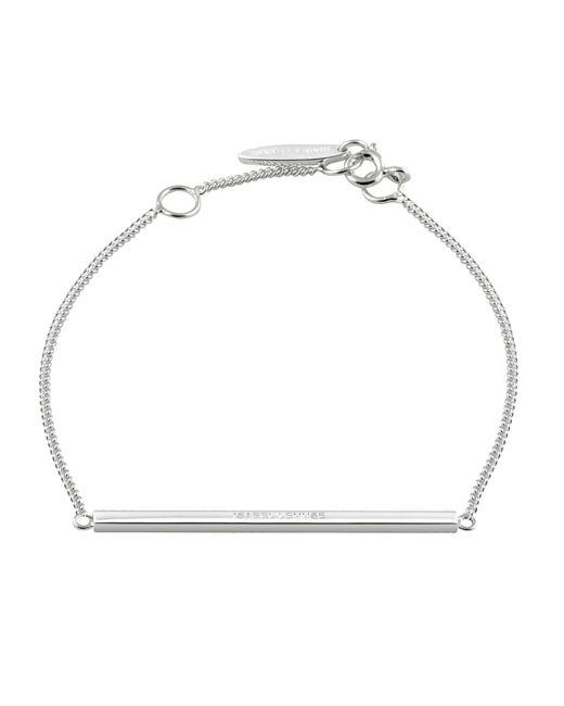 Isabel Lennse - Metallic Rod Bracelet - Lyst