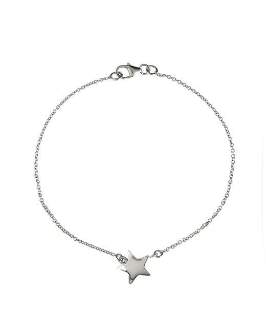Latelita London - Metallic Cosmic Star Bracelet Silver - Lyst