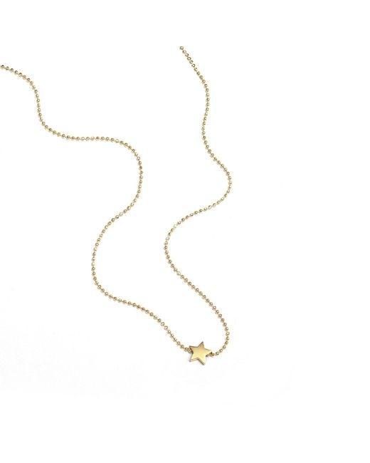 Enelle | Metallic Like A Diamond Necklace | Lyst