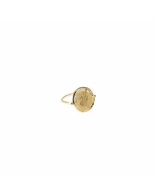 ELI-O | Metallic The Stohastria Ring Gold | Lyst