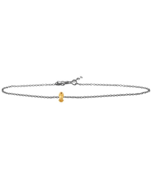 Lee Renee | Metallic Tiny Voodoo Orunla Bracelet Gold & Silver | Lyst