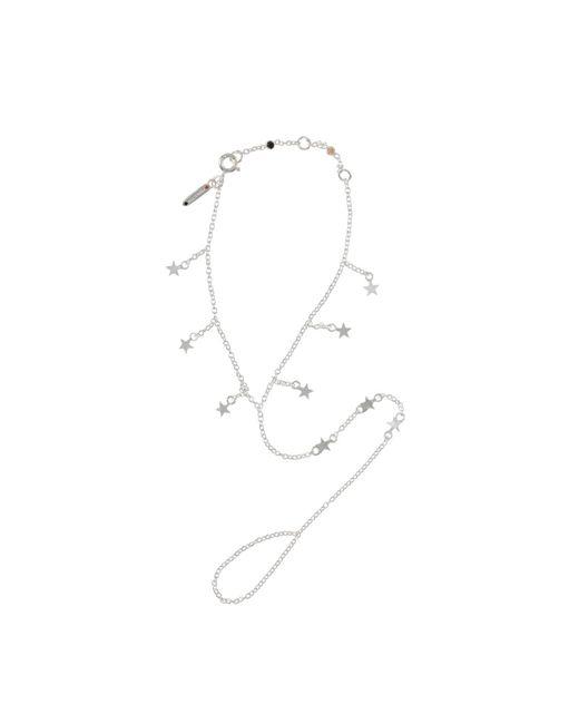 Tada & Toy | Metallic Falling Star Hand Chain Gold | Lyst