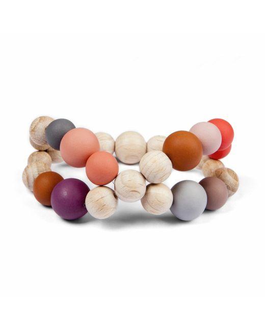 Hring Eftir Hring | Multicolor Pirouette Bracelet Sunset | Lyst