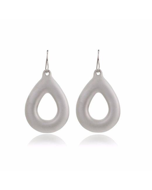 Manja | Metallic Cancion Earrings | Lyst
