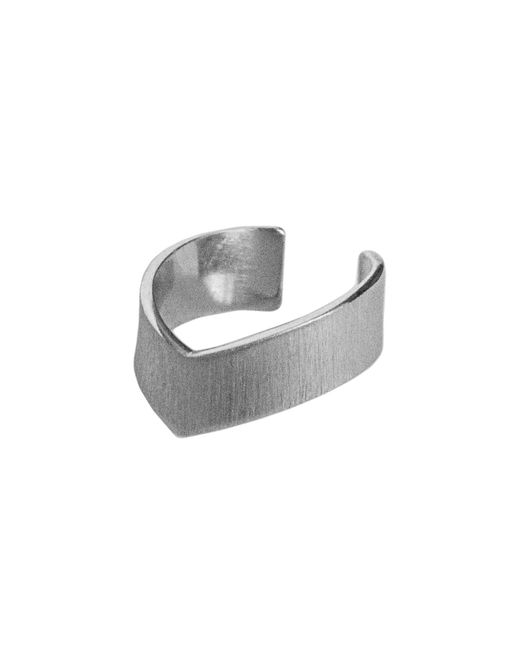 Dutch Basics - Metallic Double Point Knuckle Ring - Lyst