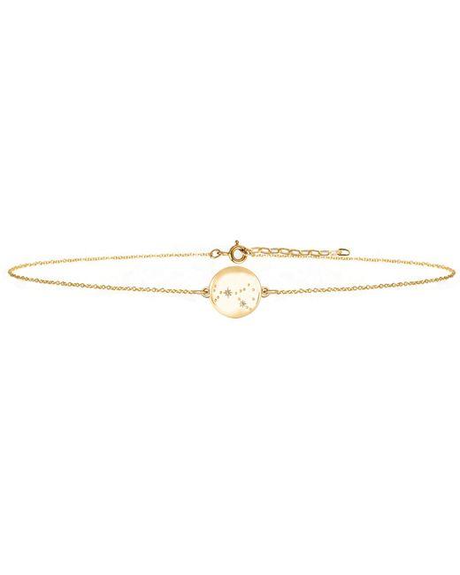No 13 | Multicolor Scorpio Zodiac Constellation Choker Diamonds & Gold | Lyst