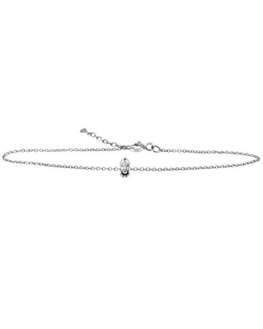Lee Renee - Metallic Tiny Voodoo Orunla Bracelet Silver - Lyst