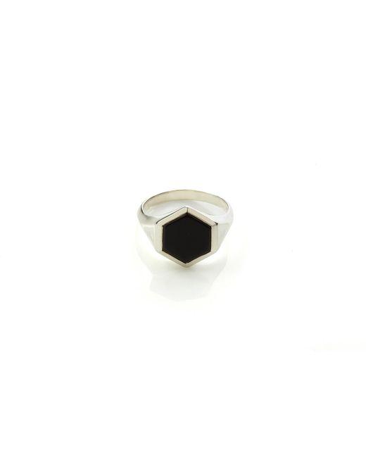 Rachel Entwistle   Metallic Men's Varro Onyx Ring Silver for Men   Lyst