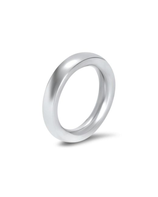 Hargreaves Stockholm - Metallic Commitment A White Gold Band - Lyst