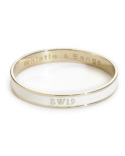 Whistle & Bango - Gray Sw19 Bangle - Lyst