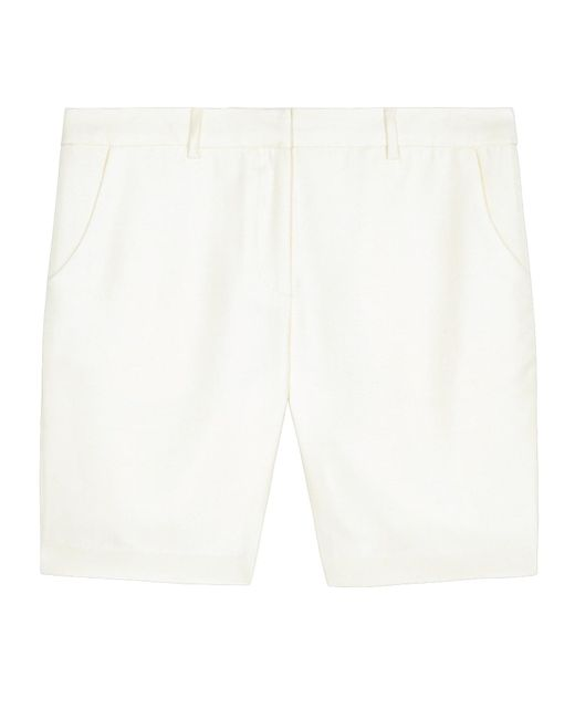 Lindsay Nicholas New York - White Long M.i.n.y. Pant In Ecru - Lyst