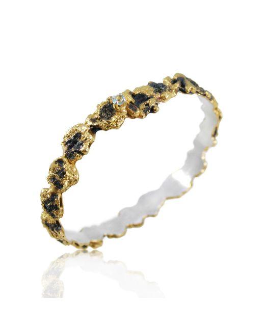 Karolina Bik Jewellery - Metallic Out Of The Sea Bracelet - Lyst