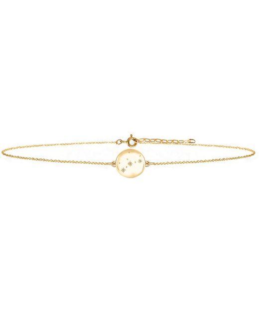 No 13 - Multicolor Virgo Zodiac Constellation Choker Diamonds & Gold - Lyst
