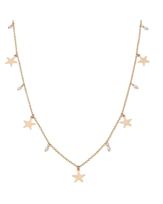 Mielini | Metallic Twinkle Little Star Necklace | Lyst