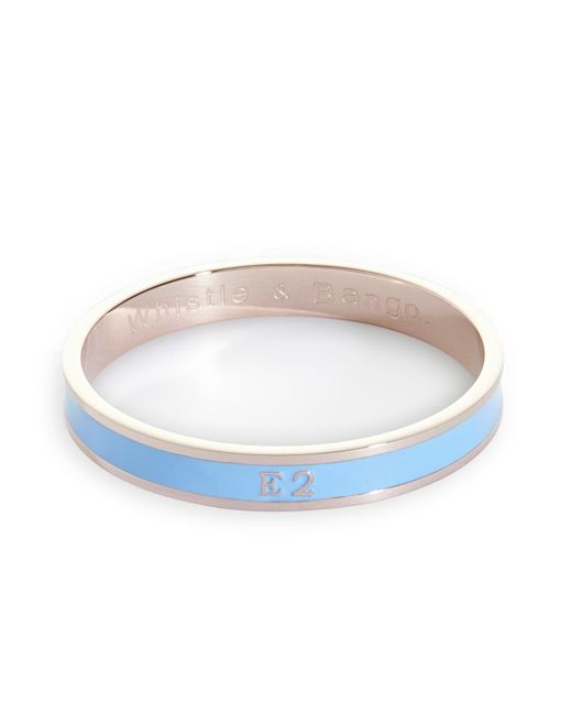 Whistle & Bango | Blue E2 Bangle | Lyst