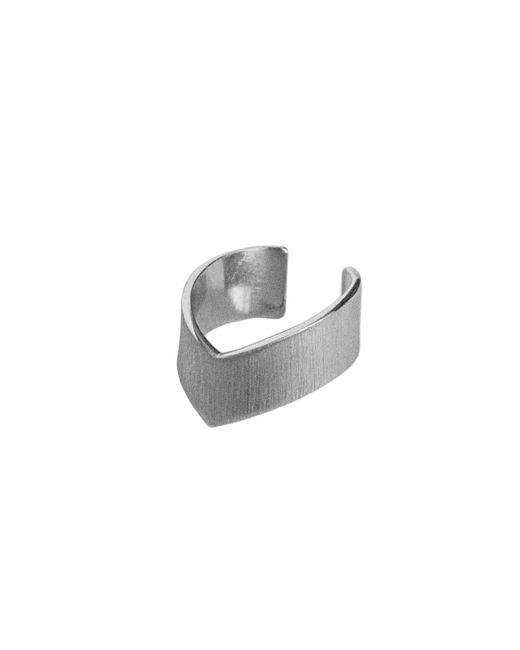 Dutch Basics | Metallic Silver Point Ear Cuff | Lyst