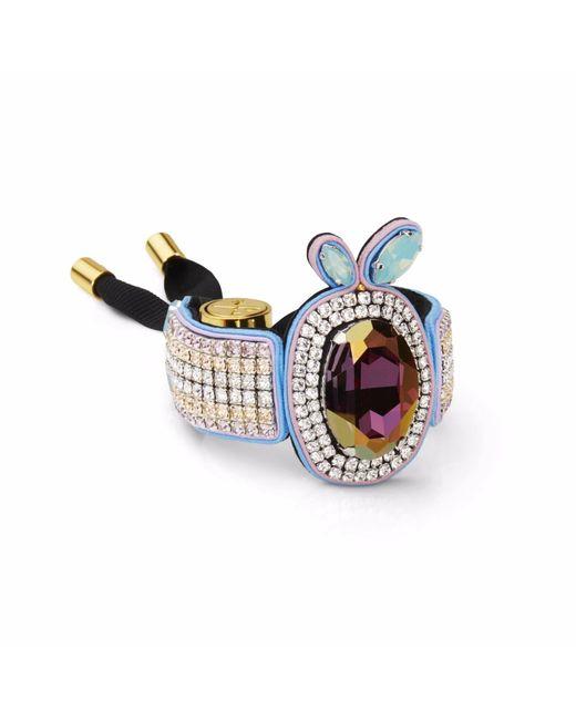 Izabela Felinski | Multicolor Lovely Plum Bracelet | Lyst