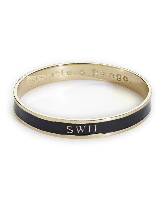 Whistle & Bango - Metallic Sw11 Bangle - Lyst