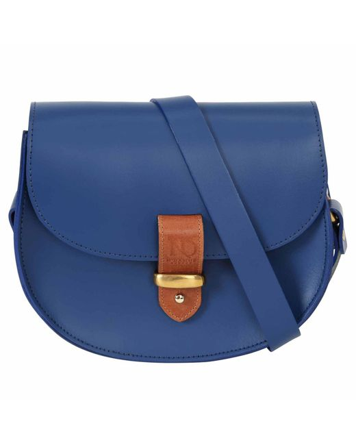 N'damus London - Victoria Blue Cross Body Bag - Lyst